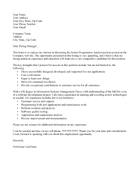 cover letter sample technical manager cover letter sample cover letter technical support cover letter samples technical manager sample recruiter samplesample technical manager cover letter