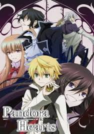 <b>Pandora Hearts</b> (<b>PandoraHearts</b>) - MyAnimeList.net