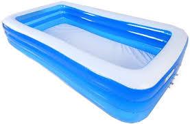 Adult <b>child</b> fold Transparent plastic <b>Inflatable</b> bathtub Double drain ...