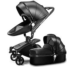 SpringBuds Baby Stroller Bassinet Carriage Combo ... - Amazon.com