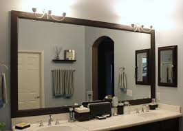 wood bathroom mirror digihome weathered: cabinets ideas wood recessed medicine with mirrors entrancing