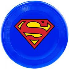 <b>Buckle</b>-<b>Down</b> / Бакл-Даун <b>Супермен</b> синий цвет <b>фрисби</b> - купить ...