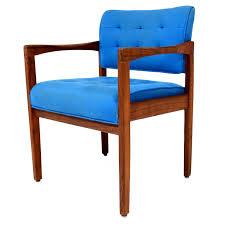 mid century modern office chair blue office walnut chair mid century modern desk chair chair mid century office