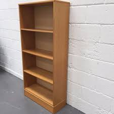bookcase with 3 adjustable shelves 289 office furniture equipment cat 2 office lighting