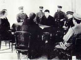 「1909年 - 伊藤博文が哈爾浜で安重根に暗殺される」の画像検索結果