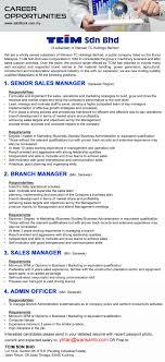 jobstock miri tcim sdn bhd jobs forum miricommunity net s manager miri spm or diploma in business marketing 2 yrs exp 4 admin officer miri spm or diploma in business marketing 2 yrs exp