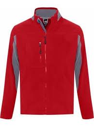 <b>Куртка мужская NORDIC красная</b>