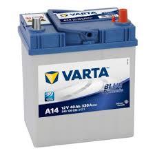 Аккумулятор <b>VARTA</b> A14 <b>Blue</b> Dynamic 540 126 033 обратная ...