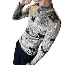 Fashion Casual <b>Men's</b> Long sleeved Shirt Spring And <b>Autumn New</b> ...
