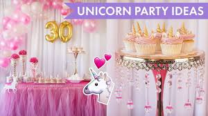<b>Unicorn</b> Themed <b>Birthday Party</b> Ideas 🦄 | BalsaCircle.com - YouTube