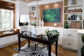 terrific barbara barry poetical decorating ideas for home office contemporary design ideas with terrific animal hide animal hide rugs home office traditional