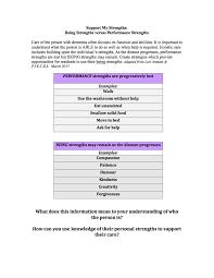 part 1 problem solving being strengths versus performance strengths jpg format