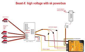 proper high current setup page helifreak i had someone ask for my setup here is my wire diagram