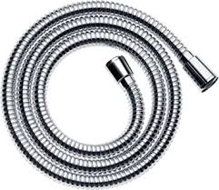 <b>hansgrohe Sensoflex</b> metal shower hose 1.60 m, anti-kink and ...