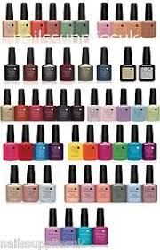 <b>CND Shellac</b> UV Power Polish, Choose from ALL NEW 2015 ...