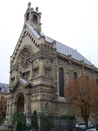 Chapelle de l'hôpital Saint-Germain-en-Laye