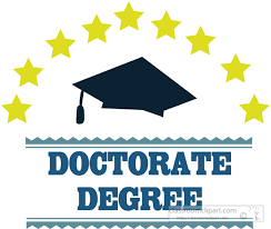 Image result for doctoral degree icon