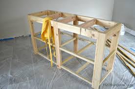 making bathroom cabinets: diy bathroom vanity plans woodworking bathroom vanity open shelf bathroom ideas diy home improvement