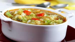 Adelgaza con la sopa de repollo
