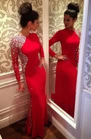 <b>Red Mermaid Prom</b> Dresses, <b>Mermaid</b> Evening Gowns | Dressafford