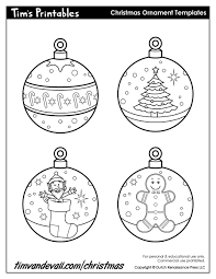 printable paper christmas or nt templates