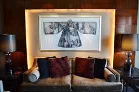 bathroom suite mandarin: the kimono artwork mandarin oriental las vegas dynansty suite living room