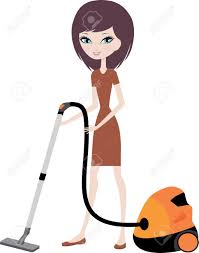housekeeping images stock pictures royalty housekeeping housekeeping pretty girl vacuum cleaner