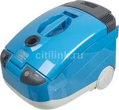 Купить Моющий <b>пылесос THOMAS TWIN</b> T1 Aquafilter, голубой ...
