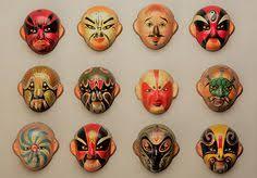 <b>Chinese Opera Clown</b> masks | Creative Faces in 2019 | <b>Chinese</b> ...