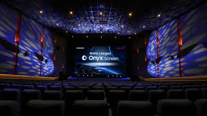 Samsung Unveils World's <b>Largest</b> Onyx <b>Cinema LED Screen</b> at ...