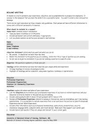career objective resume samples   resume templates for usobjective for resume samples