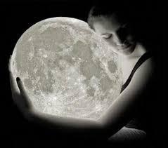 La Luna es rara