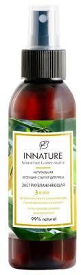 Innature <b>Натуральная эссенция-стартер для лица</b> ...