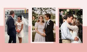 Princess Beatrice, <b>Lily Allen</b> and 11 more celebrity weddings of ...