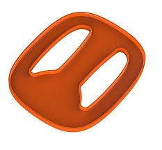 <b>Quest</b> Metal Detectors <b>Scuba Tector</b> Coil Protection Cover (Orange ...