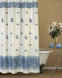 """<b>Штора для ванной</b> комнаты <b>NIKLEN</b> """"Афина"""" 178*180см голубой ..."""