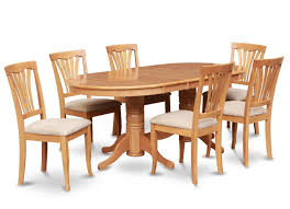 dining table extending oval intended