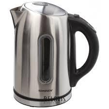 <b>Чайник SONNEN</b> KT-1740, 1,7 л, 2200 Вт, закрытый ...