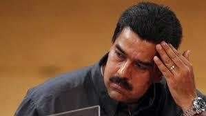 Primer aniversario de Maduro
