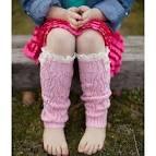 Вязание для детей гетры