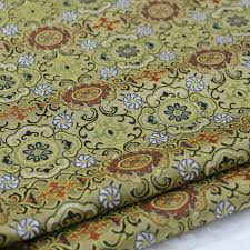 CF117 1yard Silk <b>Fabric Chinese</b> Style <b>Brocade</b> Jacquard <b>Fabric</b> For ...