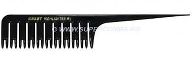 <b>Расчёски</b> для волос от бренда KREST COMBS