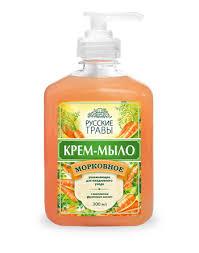 """<b>Крем</b>-<b>мыло туалетное</b> жидкое """"Русские травы"""" - свойства и ..."""