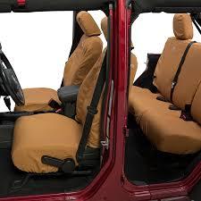 Carhartt SeatSaver Custom Seat Covers - Covercraft