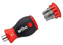 Купить Отвёртка со сменными битами <b>Wiha</b> 33743 (7 предм.) на ...