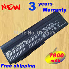 <b>7800mAh</b> Replacement Laptop <b>Battery for Asus</b> N53S N53SV A32 ...