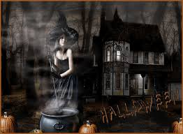Risultati immagini per gif halloween