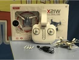 <b>Квадрокоптер Syma X21W</b> Wi-Fi FPV с видеокамерой 480p 2.4GHz