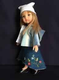 КУКЛЯЧЕЧНАЯ: одежда на куклу Paola Reina 32 ... - Тихая комната