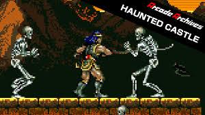 Arcade Archives HAUNTED <b>CASTLE</b>/Nintendo Switch/eShop ...